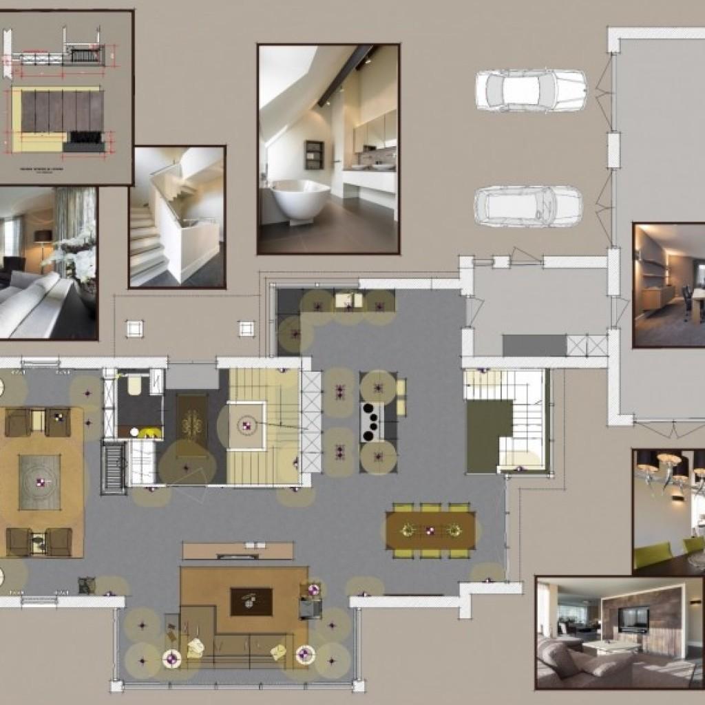 Interieur design by verberne interieur advies ontwerp for De laat interieur