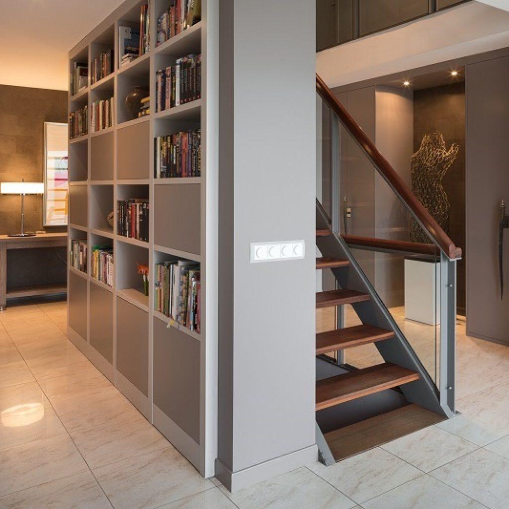 Boekenkast op maat? | Verberne Interieur & Design ontwerpt en maakt!
