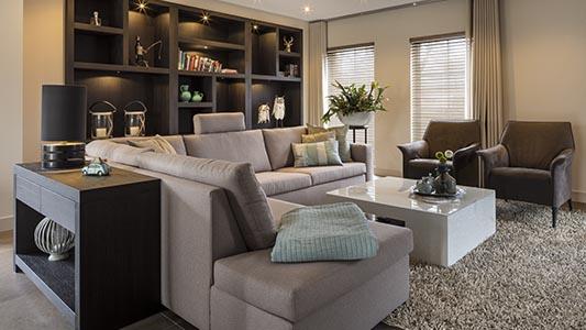 Interieurontwerp en realisatie woning - Verberne Interieur & Design